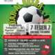 7 tegen 7 veldvoetbal toernooi amersfoort